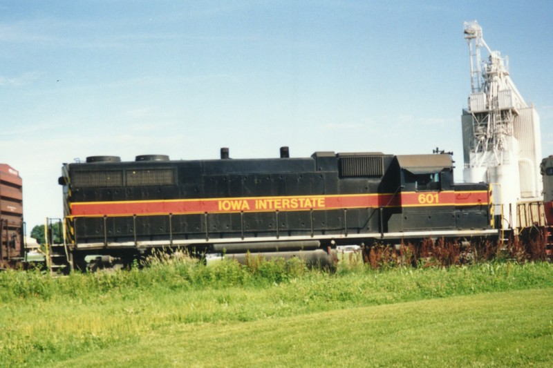 IAIS 601 at Altoona, IA on 01-Aug-1992
