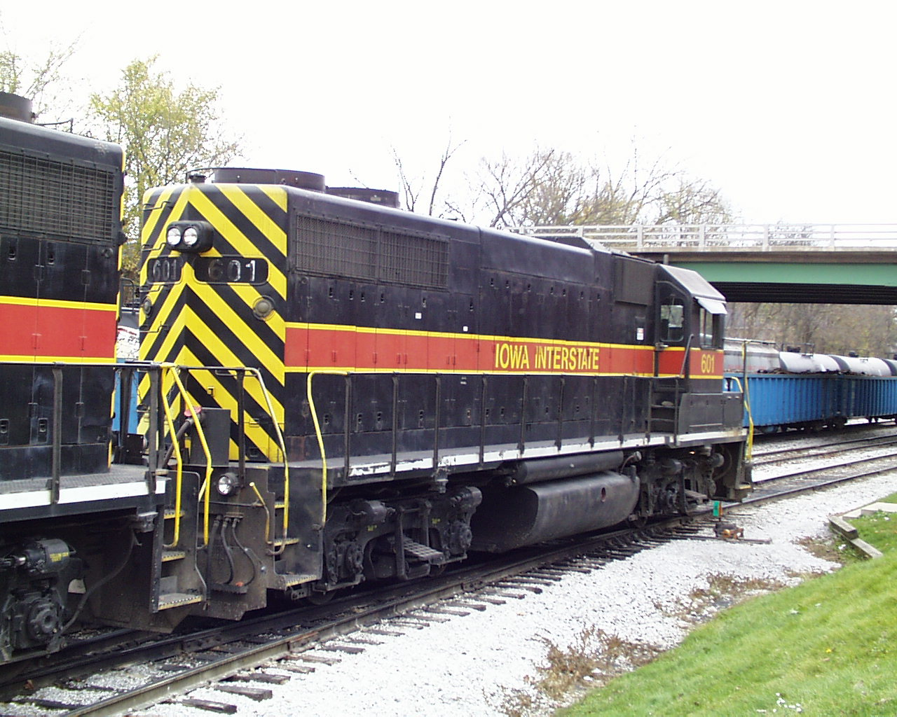 IAIS 601 at Iowa City, IA on 01-Oct-2000