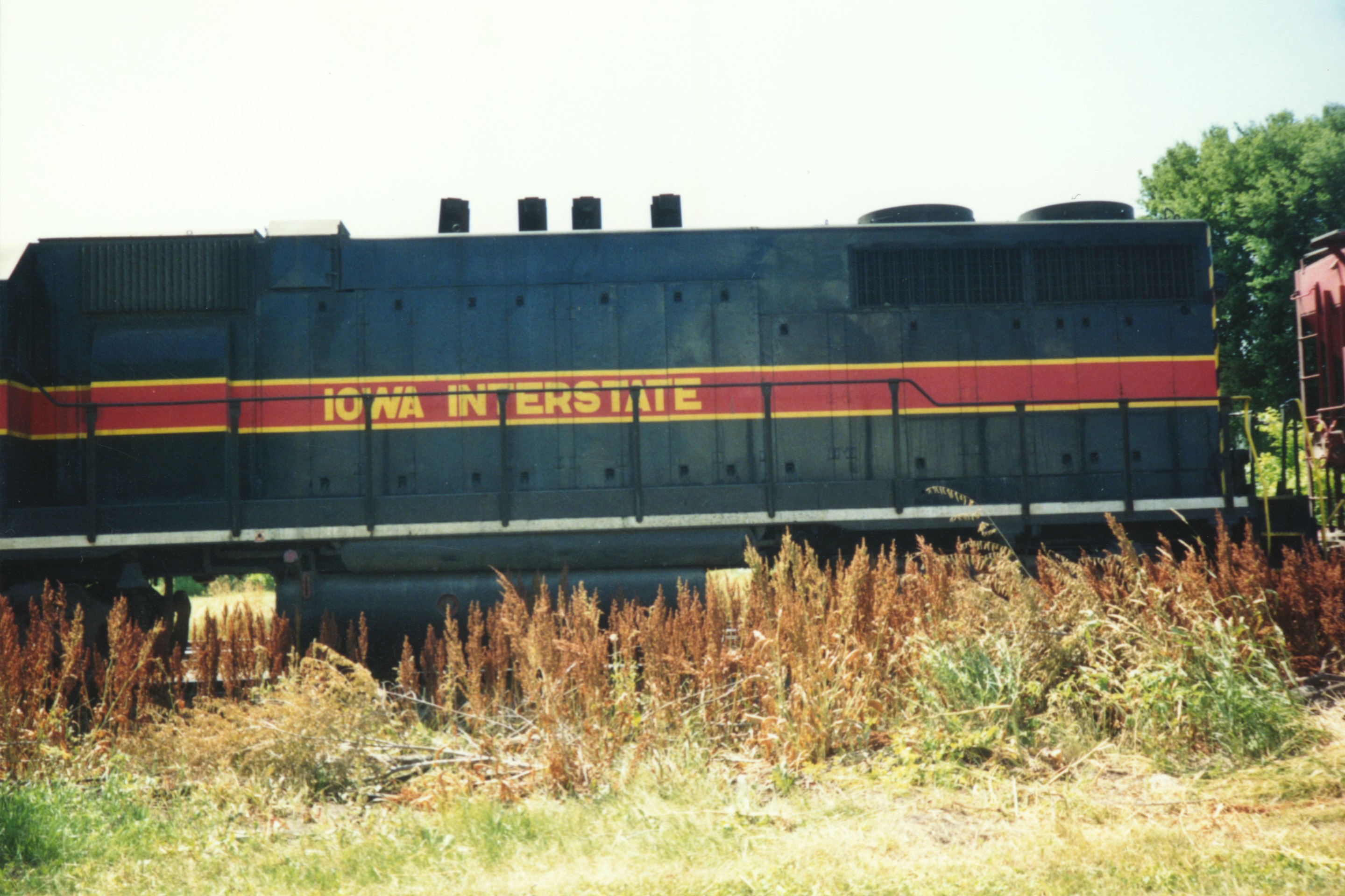 IAIS 602 at Altoona, IA on 01-Jun-1992