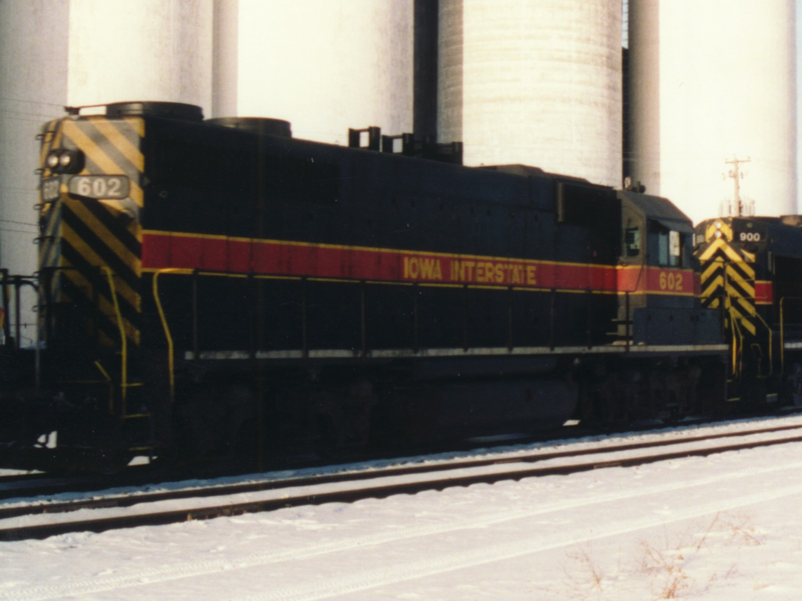 IAIS 602 at Altoona, IA on 01-Mar-1993