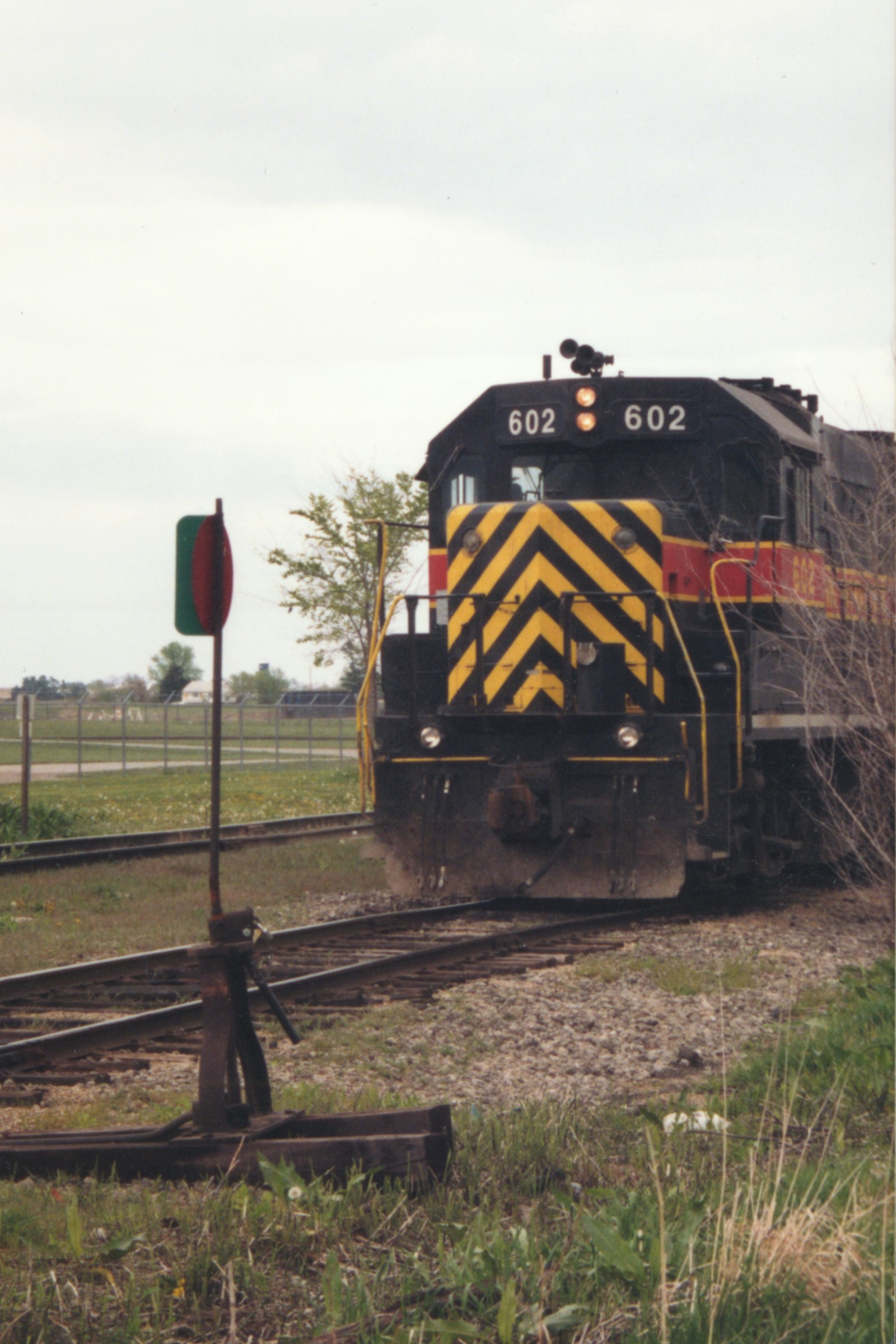 IAIS 602 at Altoona, IA on 01-May-1994