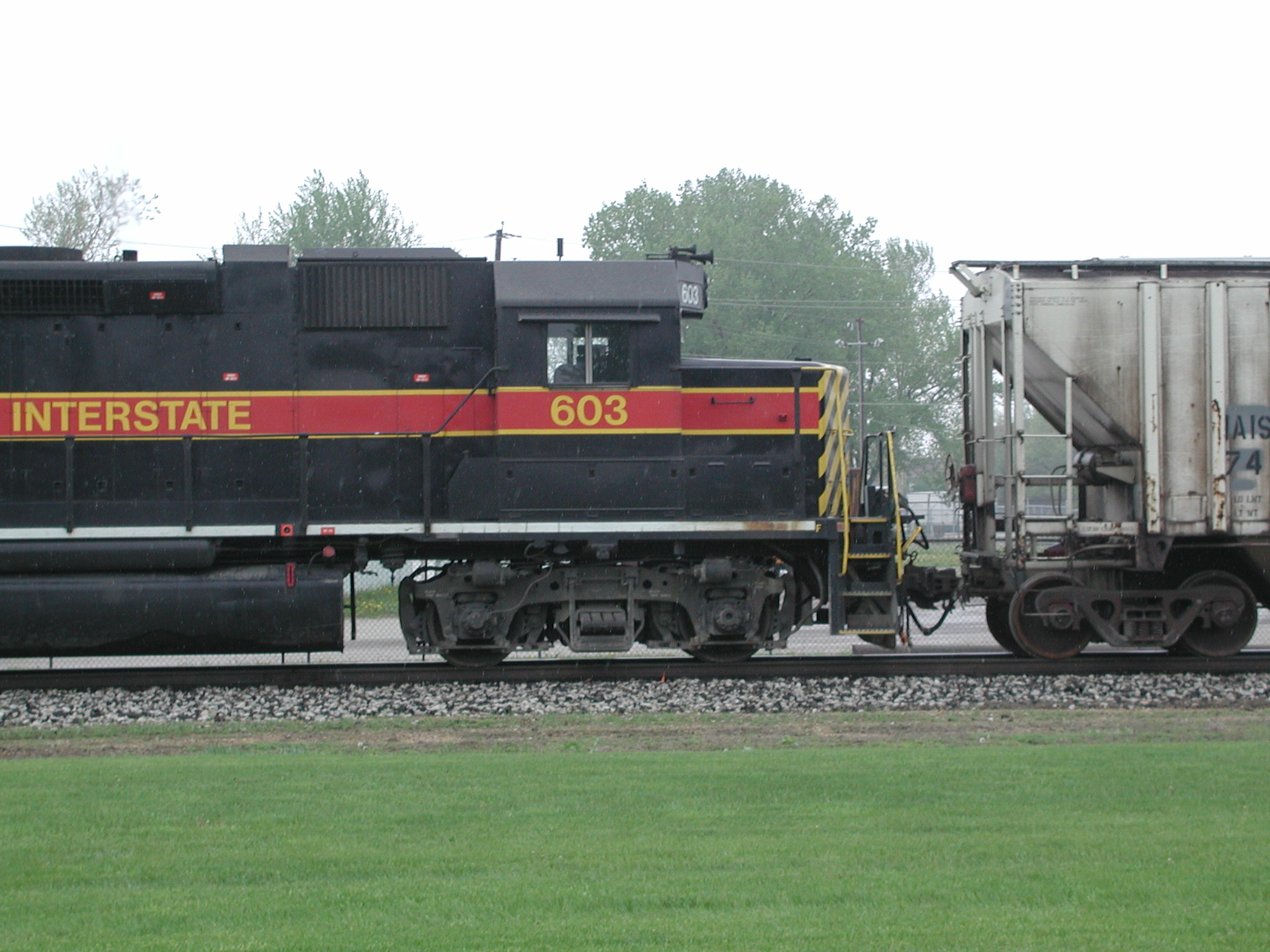 IAIS 603 at Altoona, IA on 05-May-2001
