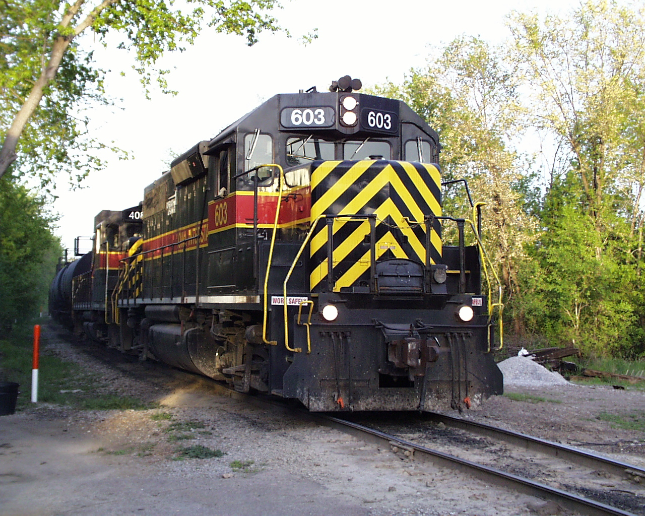 IAIS 603 at Iowa City, IA on 01-May-2000