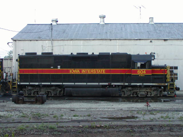IAIS 604 at Council Bluffs, IA on 01-Jun-2001
