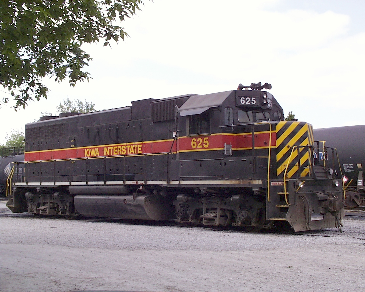IAIS 625 at Iowa City, IA on 13-May-2000
