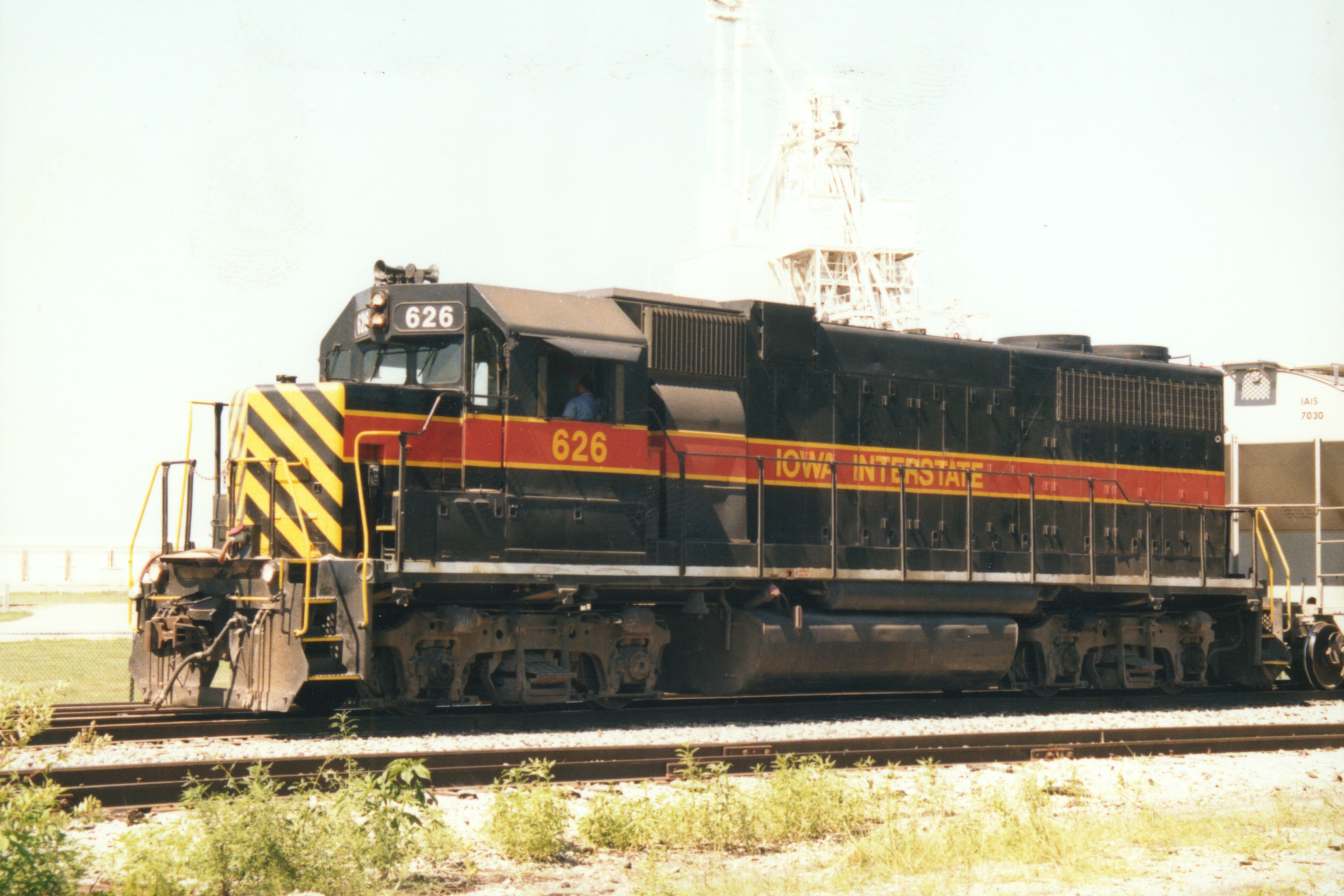 IAIS 626 at Altoona, IA on 02-Aug-1997