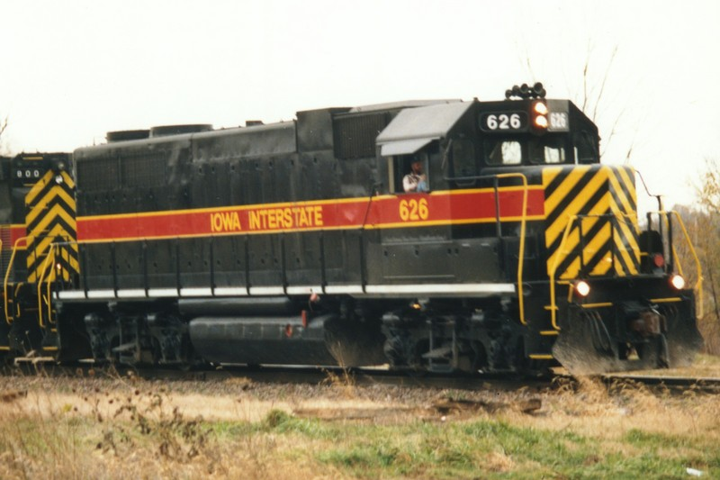 IAIS 626 at Des Moines, IA on 17-Nov-1994