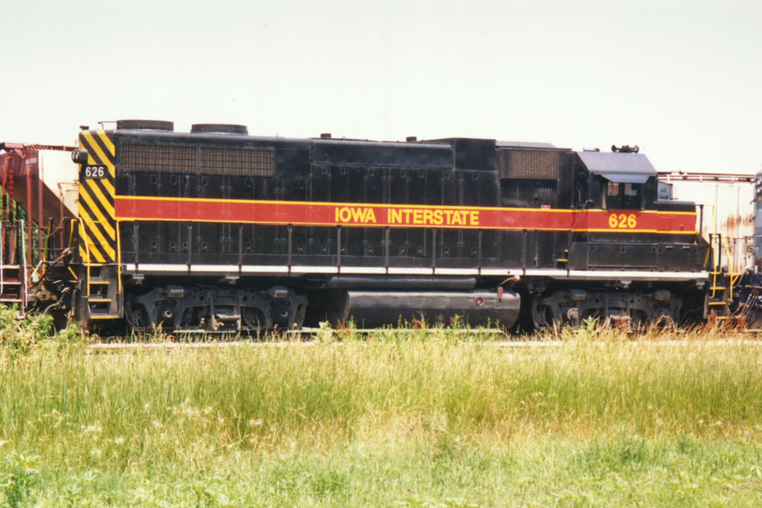 IAIS 626 at Altoona, IA on 01-Jul-1995