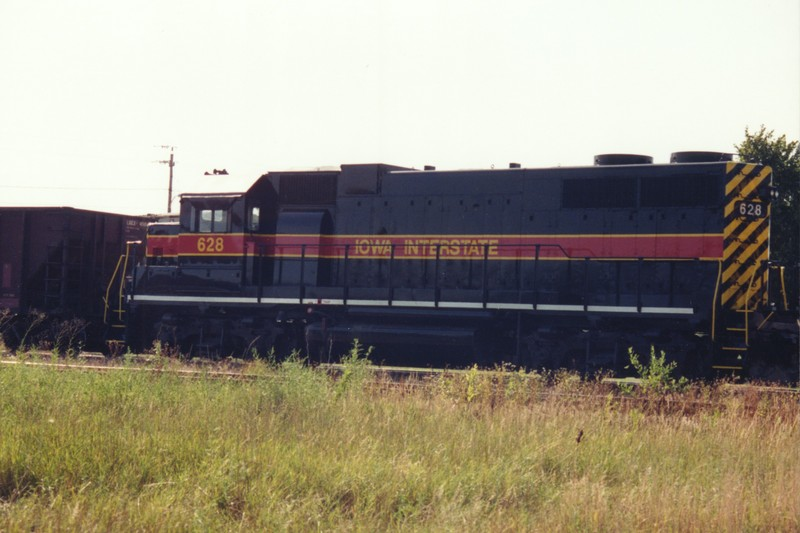 IAIS 628 at Altoona, IA on 23-Jul-1994