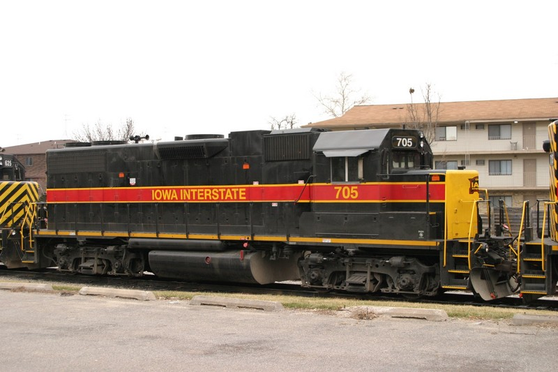 IAIS 705 at Iowa City, IA on 01-Jan-2005