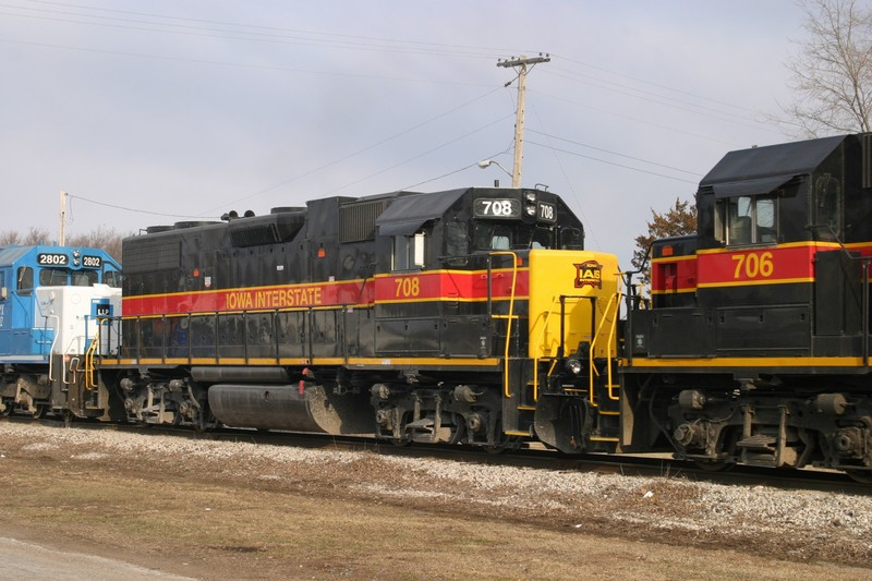 IAIS 708 at Stockton, IA on 16-Mar-2005
