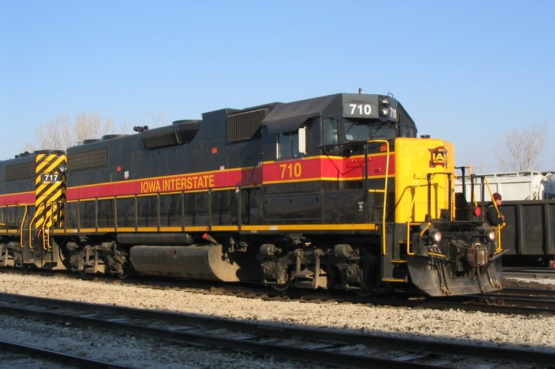 IAIS 710 at Rock Island, IL on 03-Feb-2005