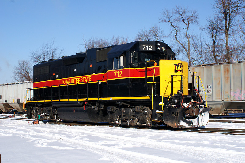 IAIS 712 in Iowa City. 12-17-2010