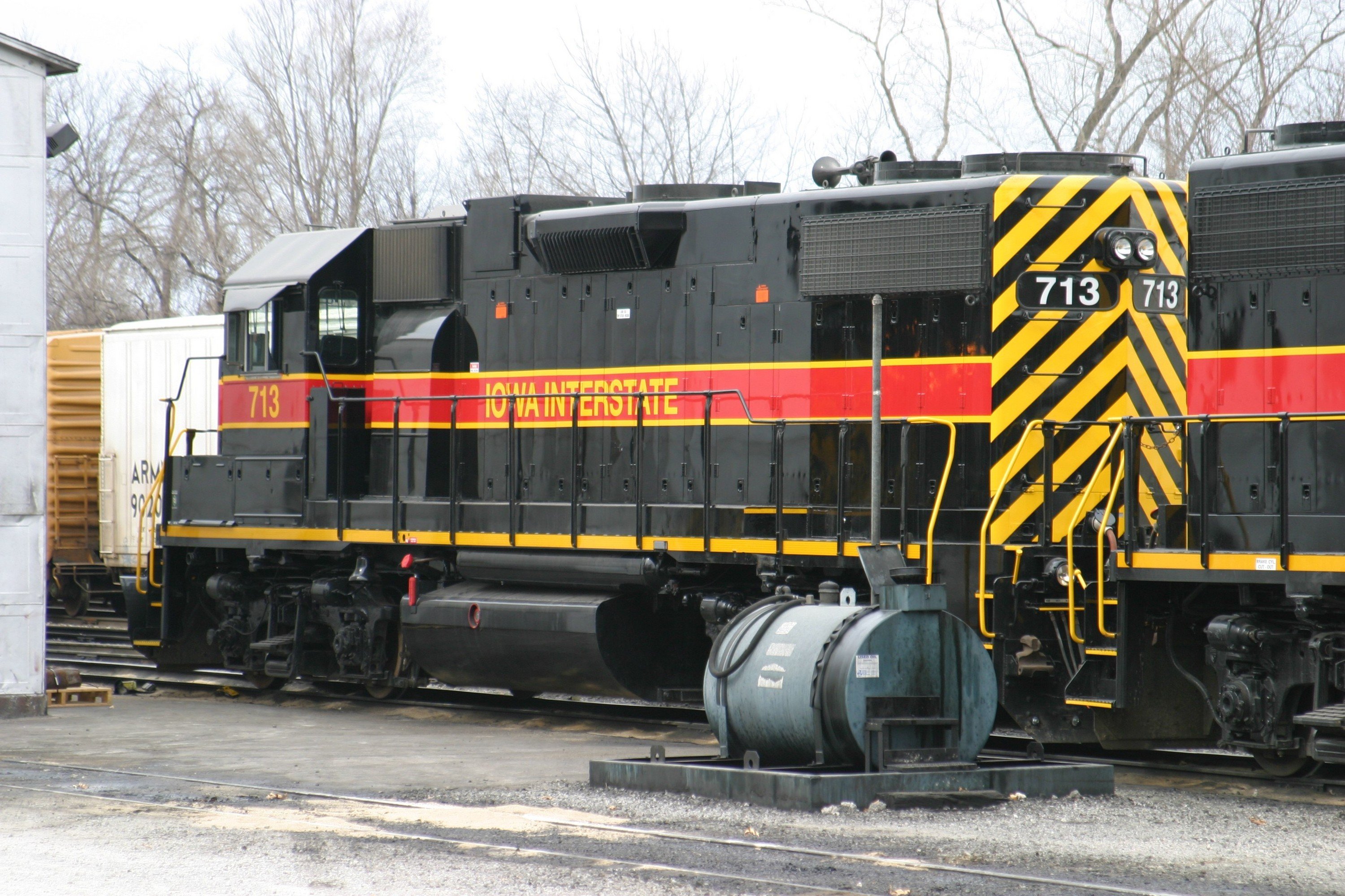 IAIS 713 at Iowa City, IA on 18-Mar-2005