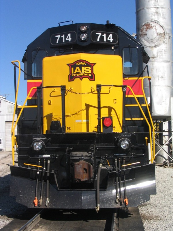 IAIS 714 at Council Bluffs, IA on 25-Sep-2004