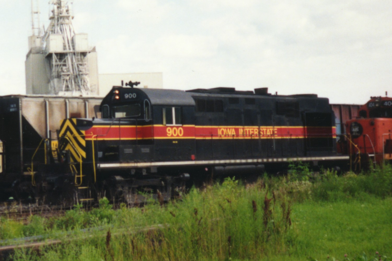 IAIS 900 at Altoona, IA on 01-Aug-1992