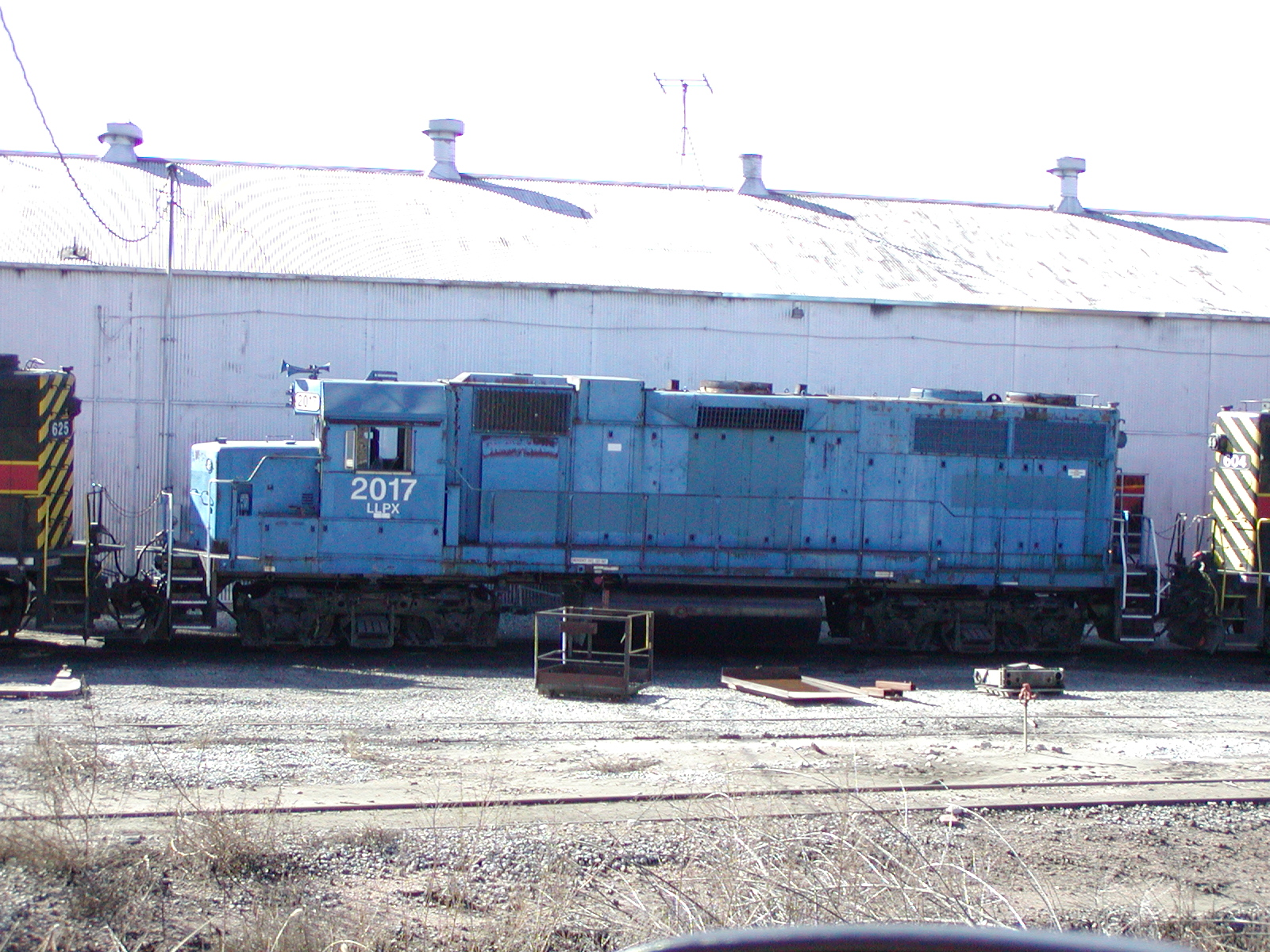 LLPX 2017 at Council Bluffs, IA on 07-Nov-2002