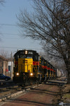 BICB leaves Davenport in the early afternoon with 713 in the lead