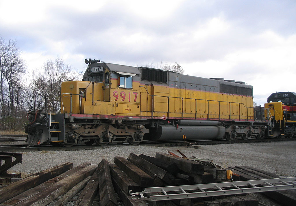 OHCR 9917 at Iowa City, IA on 13-Nov-2005