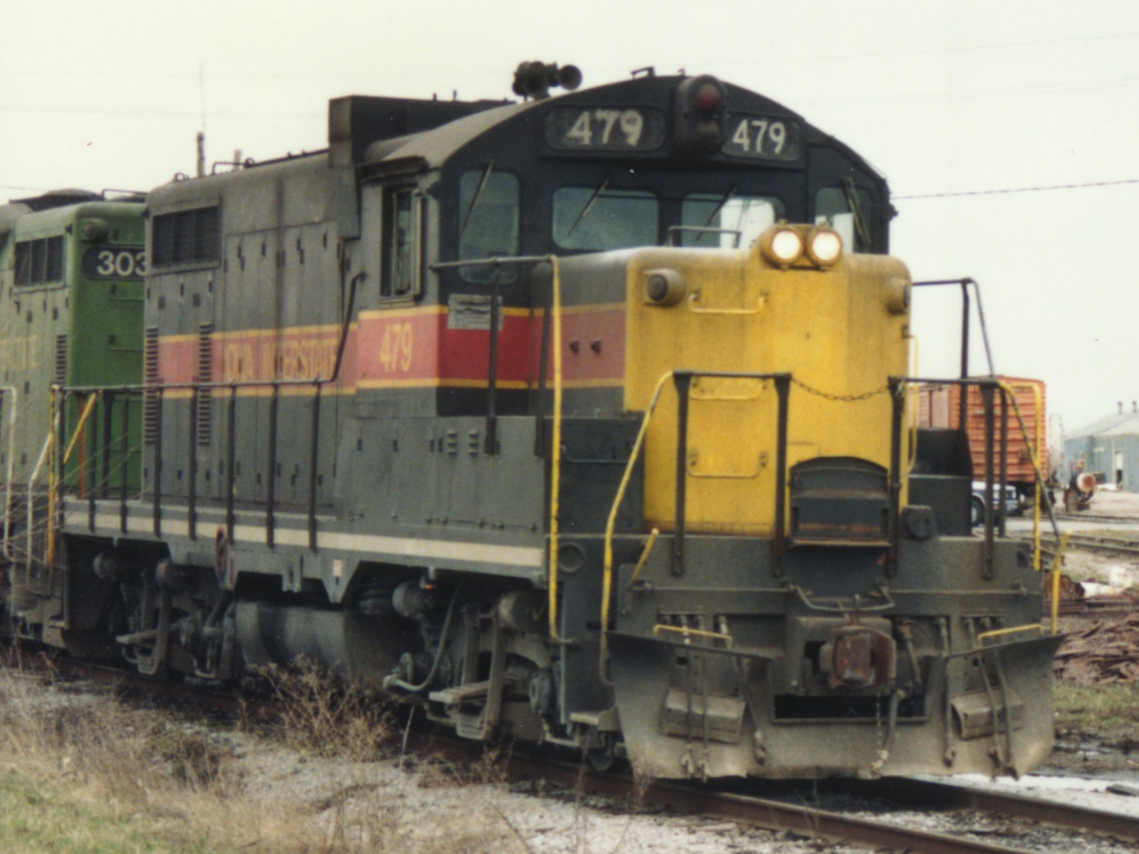 IAIS 479 in Phase IIb Altoona, IA on 1 Apr 1993