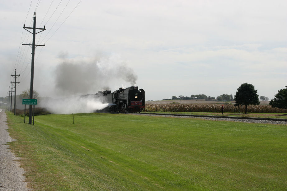 Blowing off a little steam, approaching Durant