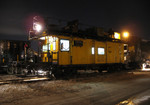 Closeup of RG301's caboose in Rock Island, IL on 05-Feb-06.