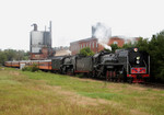 """Westbound approaching Rockingham Rd in Davenport, IA on Rock Island's old """"Golden State Route."""""""