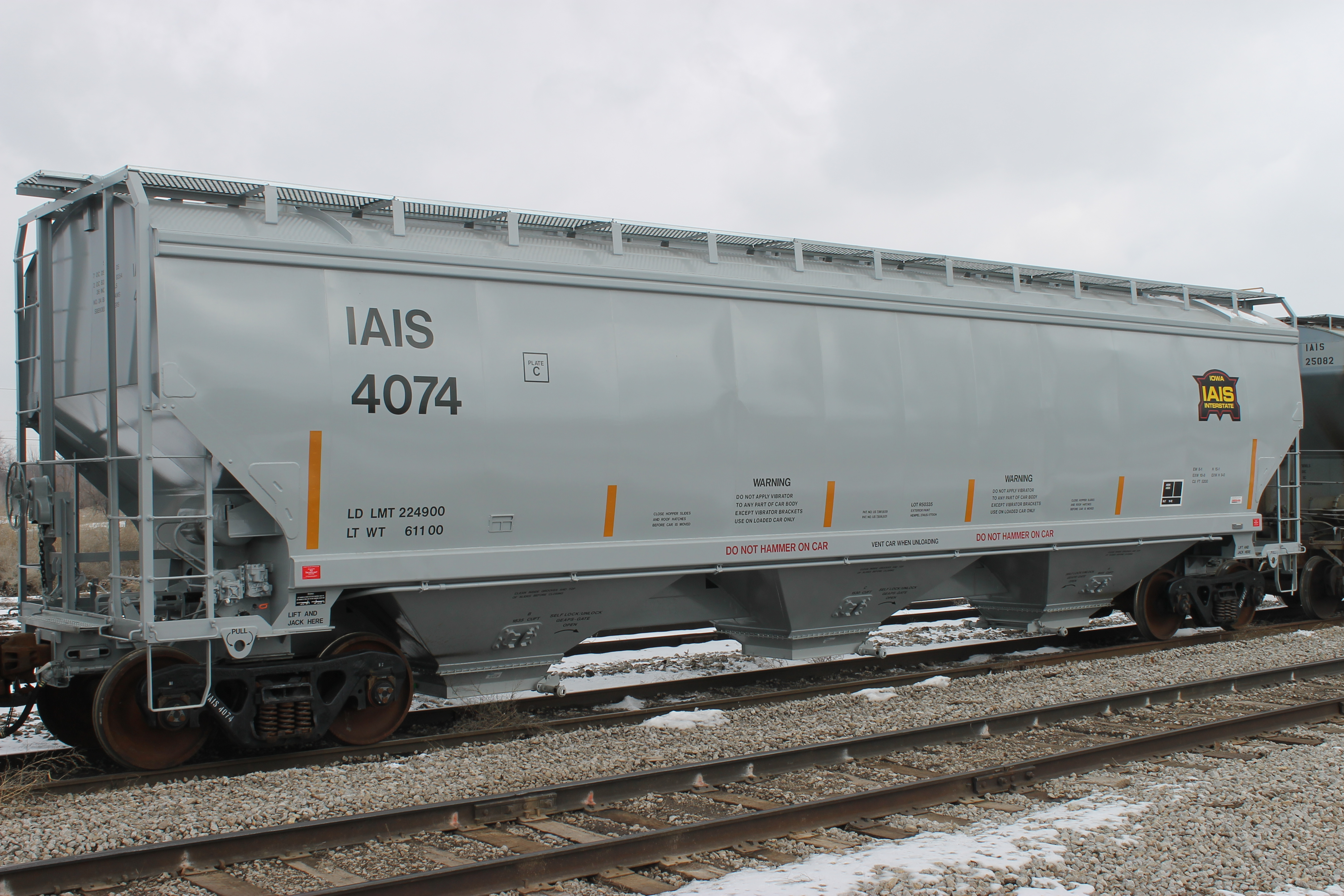 IAIS 4074.  Feb 28, 2013.  Atlantic.