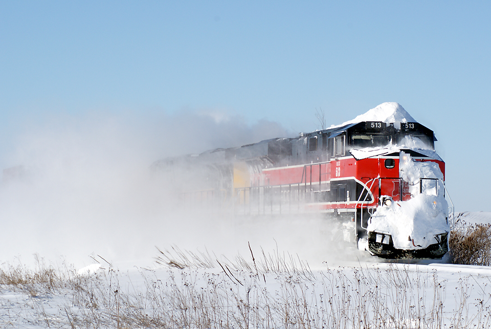 513 breaking drifts on the CBBI