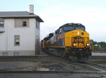 Rolling west, BICB bounces through Joliet with the ok frmo CSXT to bring it on. 06-11-10