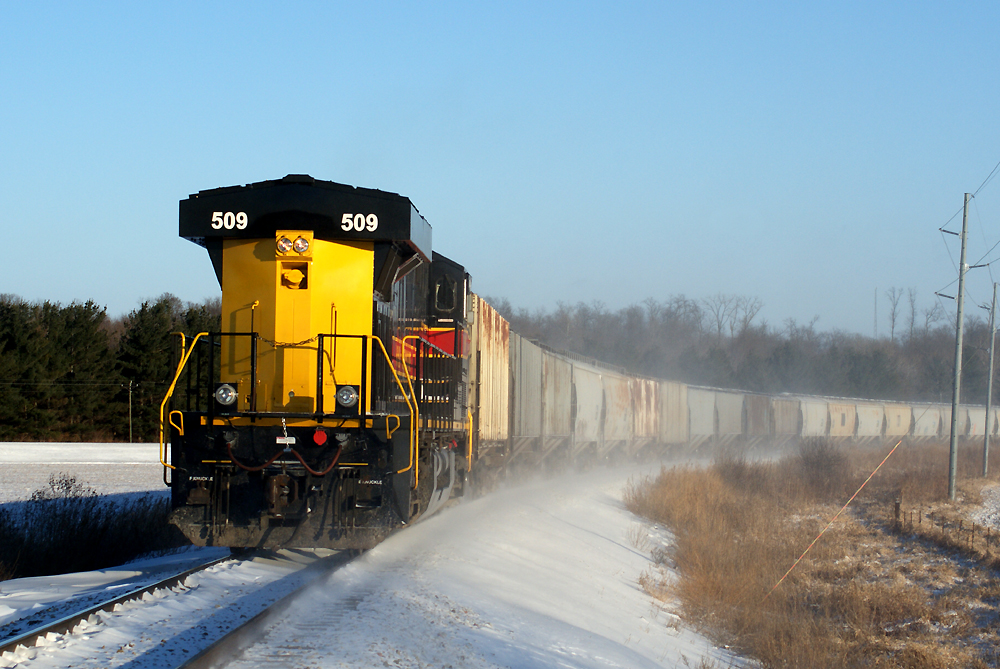 509 in DP at Eagle Avenue.
