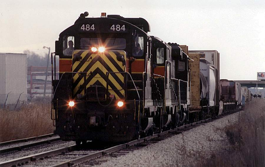 484 on the point of the BICB approaching Hawkeye.