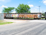 IAIS 315259 on the WB at N. Star, May 14, 2010.
