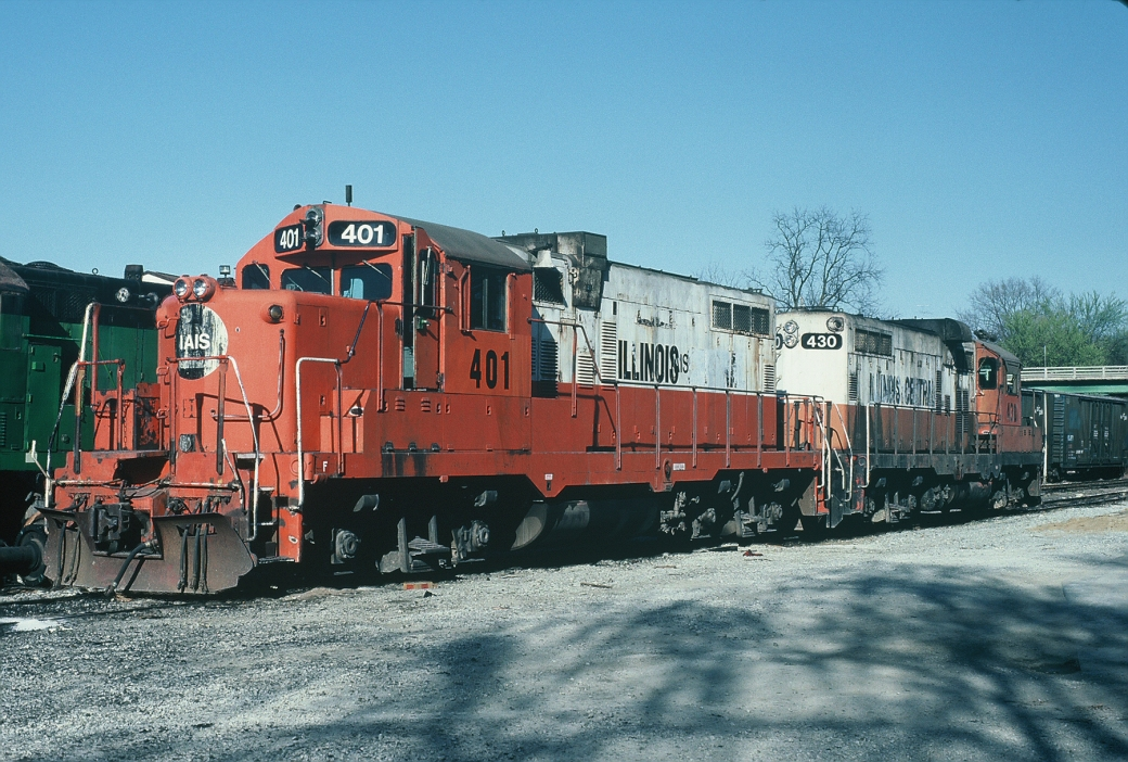 401 and 430, Iowa City. May-1988