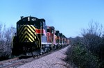 407 takes charge of the CBBI out of Des Moines, Iowa. Nov-1989