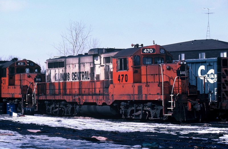 470 and 431, Iowa City, 23-February-1988